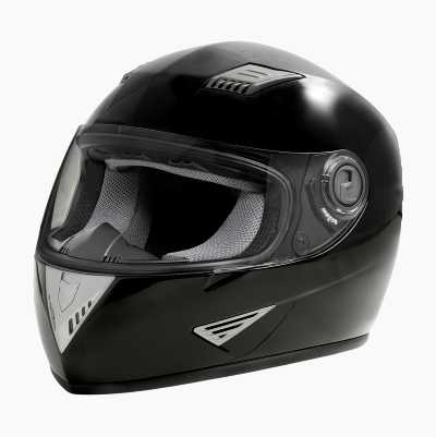 FULL FACE HELMET XS BLACK