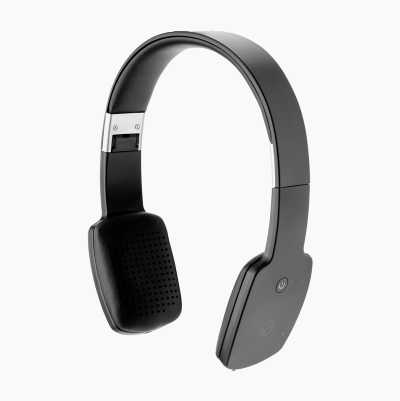 BLUETOOTH HEADSET SLIM BLACK