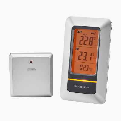 WIRELESS THERMOMETER IN/OUT