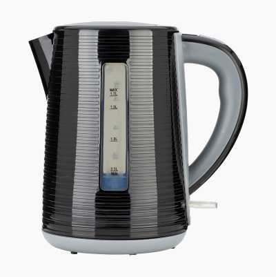 WATER KETTLE STRIPE 1.7L