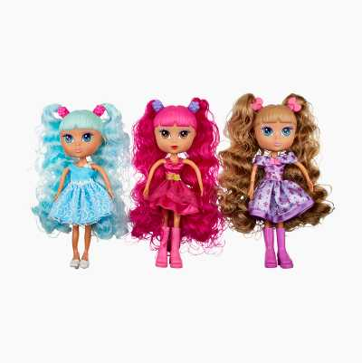 TRENDY DOLL ASSORTED