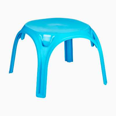 KIDS TABLES BLUE COLOR