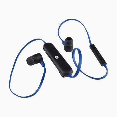 PLASTIC BLUETOOTH EARPHONES