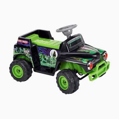 GRAVE DIGGER MINI REPLICA