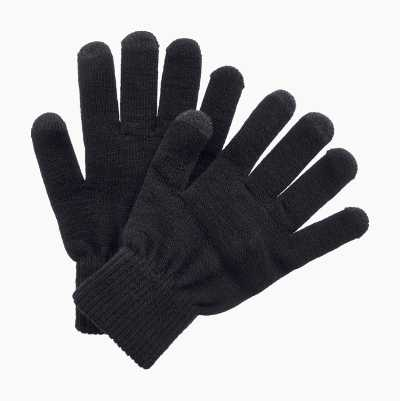 SMARTPHONE TOUCH GLOVES LARGE
