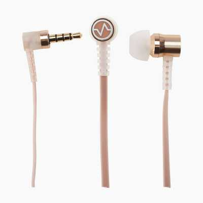 HANDSFREE IN-EAR STEREO ROSA