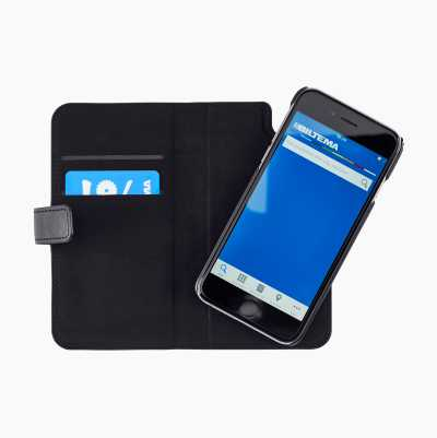 WALLET CASE PU LEATHER IPHONE
