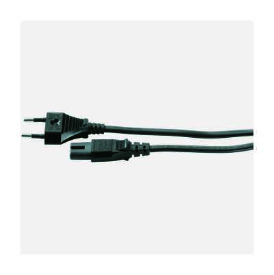 EUROPEAN 2 POLE POWER CORD