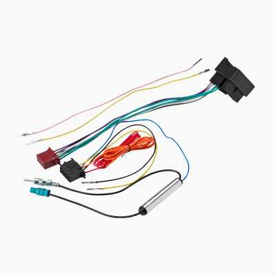 ISO CABLE UNIVERSAL OPEL