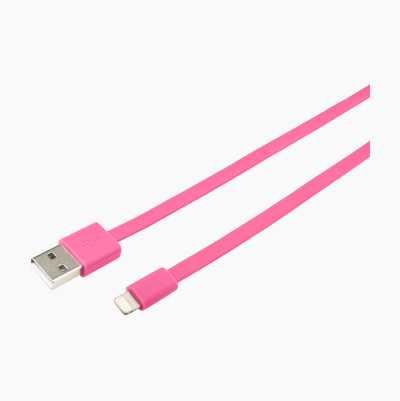 USB-KABEL MED LIGHTNING-STIK