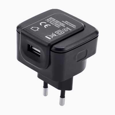 USB-LADER 230V / 2,4AH