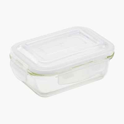 GLASSES FOOD CONTAINER 370