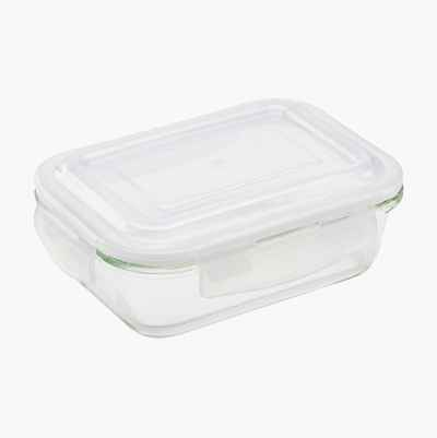 GLASSES FOOD CONTAINER 640