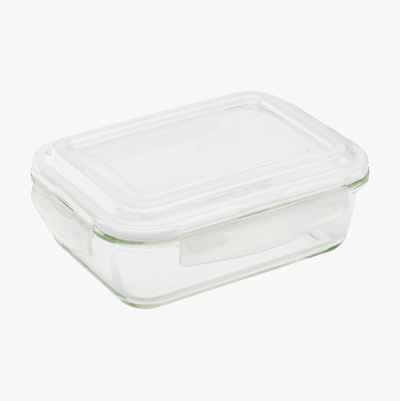 GLASSES FOOD CONTAINER 1040