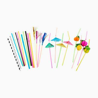 STRAWS FAMILY PACK