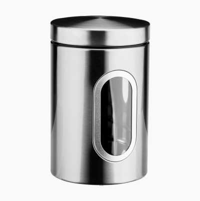 CANISTER WITH WINDOW
