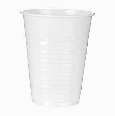 DISPOSABLE GLASSES 50P