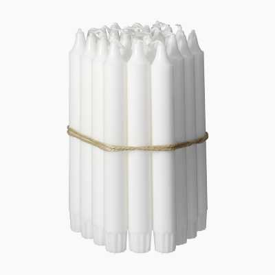 QUALITY CANDLES, 30PCS