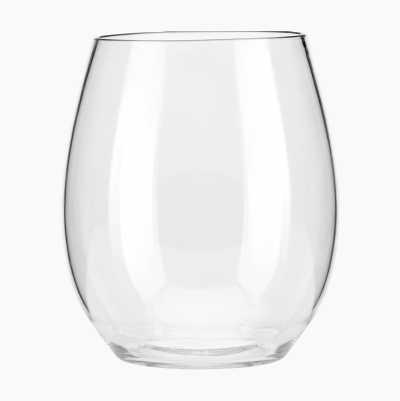 PLASTIC GLASSES BISTRO