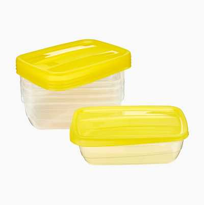 FOOD CONTAINERS 5P