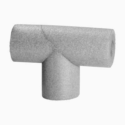 T-SHAPE PIPEINSULATION 28MM