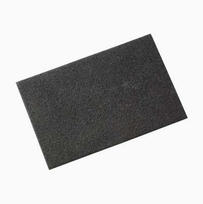 FLOOR PROT SHEET BLACK