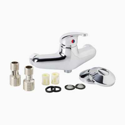 SINGLE HANDLE SHOWER MIXER 150