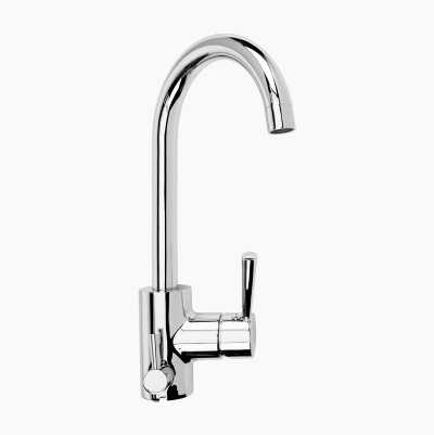 KITCHEN FAUCET W.VALVE HIGH SP