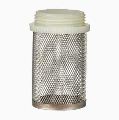 "1/2"" STRAINER BASKET S.S. MALE"