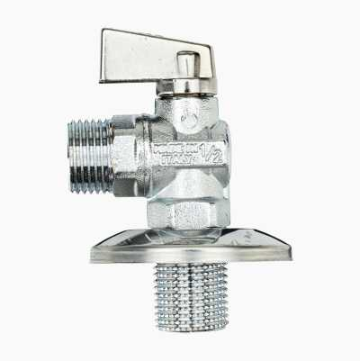 """1/2"""" ANGLEVALVE FOR PEX AND CU"""
