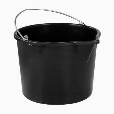 MORTAR BUCKET HD 12L. W HANDLE