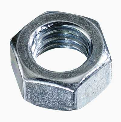 NUT M5 HOT GALVANIZES 25PCS