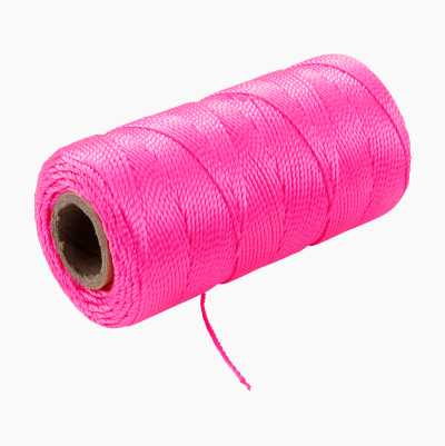 BRICKLAYER STRING 120M PINK