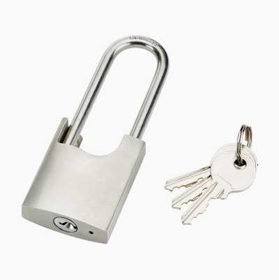 PADLOCK STAINLESS STEEL LONG