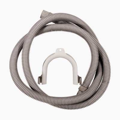 OUT FLOW HOSE 19-22MM 2.5M