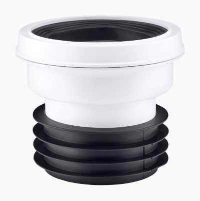 WC-TILSLUTNING LIGE H:118 MM