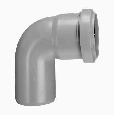 DRAIN ELBOW 87° 1 SLEEVE, 50MM