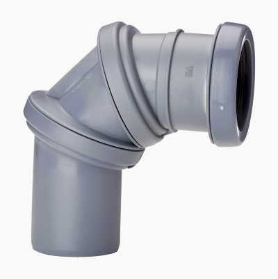 FLEXBLE BEND 0-90 GR 50 MM GRE