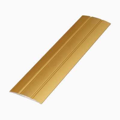 FLOOR LIST, ALU. 0,9M GOLD