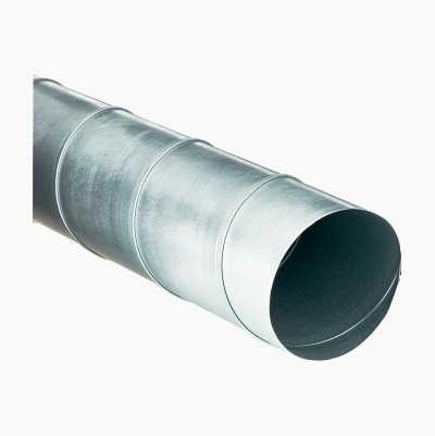125MMX2M VENT.SPIRAL DUCT PIPE