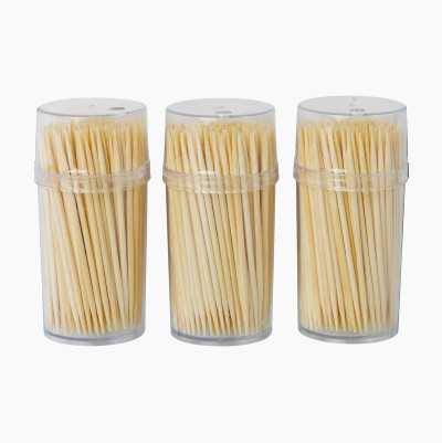 TOOTH PICKS 3X200PCS