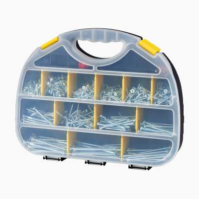 SCREW ASSORTMENTBOX INDOOR 650