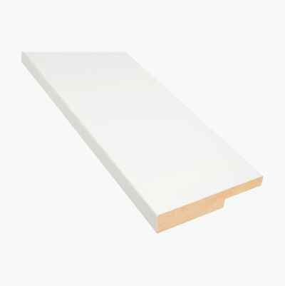 EMBRASURE WHIT MDF 18*250*2440