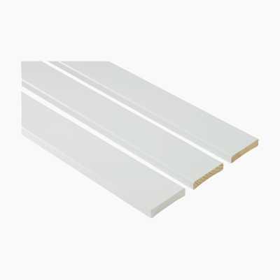 DOORSET PINE WHITE 2,2M.+1,1M.