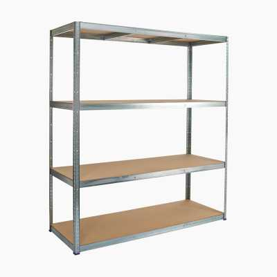 HEAVY LOAD RACKS 250 KG/SHELF
