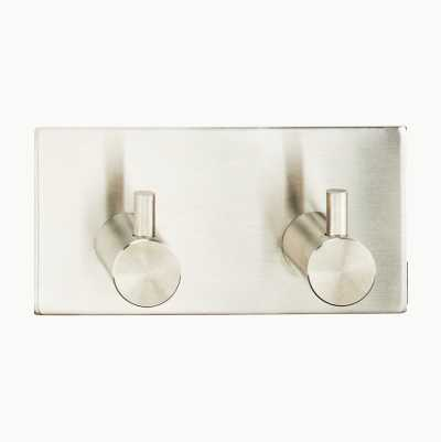 TOWEL HOLDER 2 HOOK