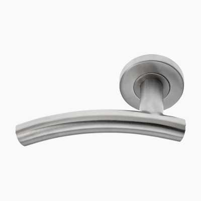 DOOR HANDLE INDOOR SS 130MM