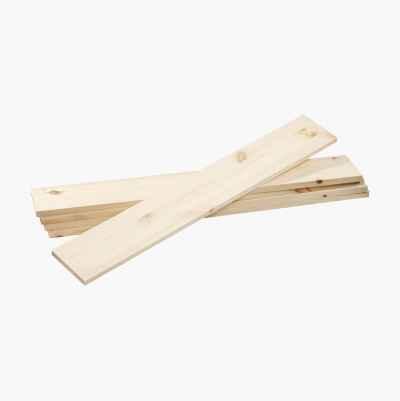 WOOD BOARD 2400X600X27