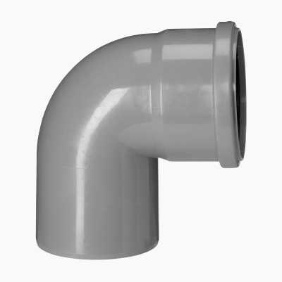 DRAINELBOW 87° 1 SLEEVE, 110MM
