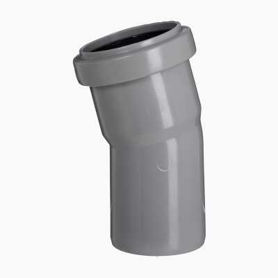 PIPEELBOW 15°  50MM  1 SLEEVE